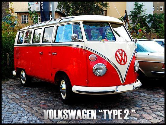 VOLKSWAGEN-TYPE2