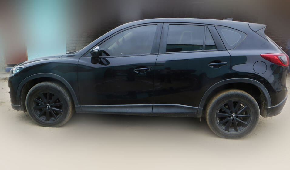 CX5 2016 lateral