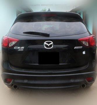 CX5 2016 posterior